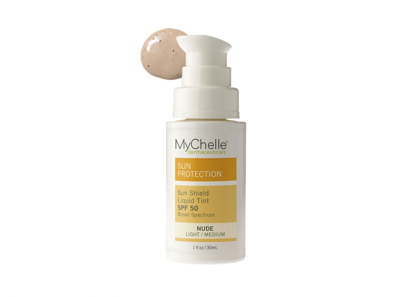 MyChelle Sun Shield Liquid Tint SPF 50