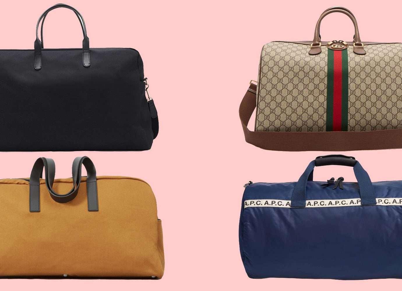 best weekend bags for travel