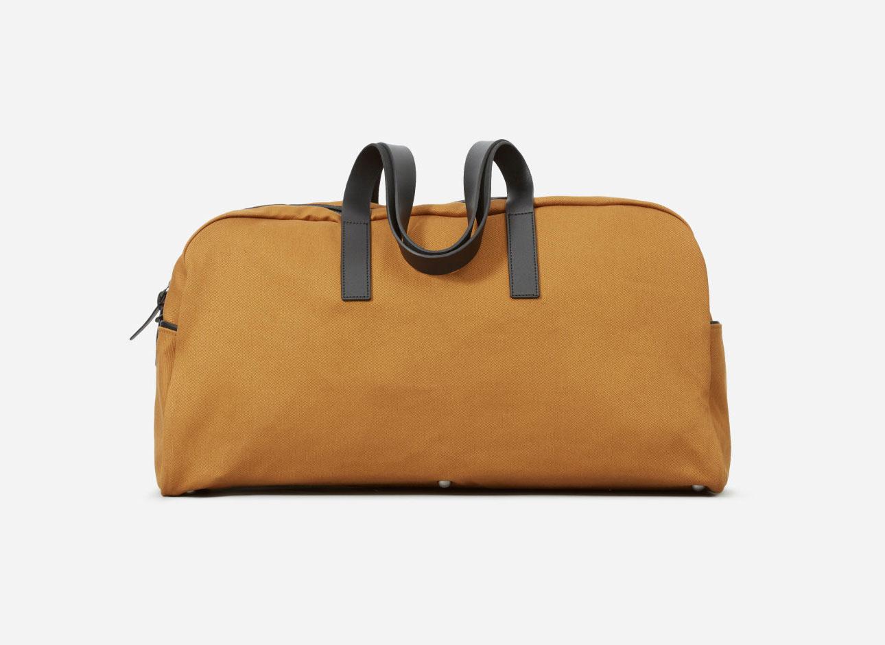 Everlane The Twill Weekender bag