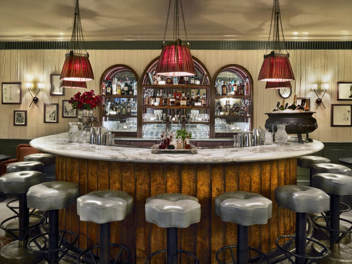 Bar at Kettner's Townhouse