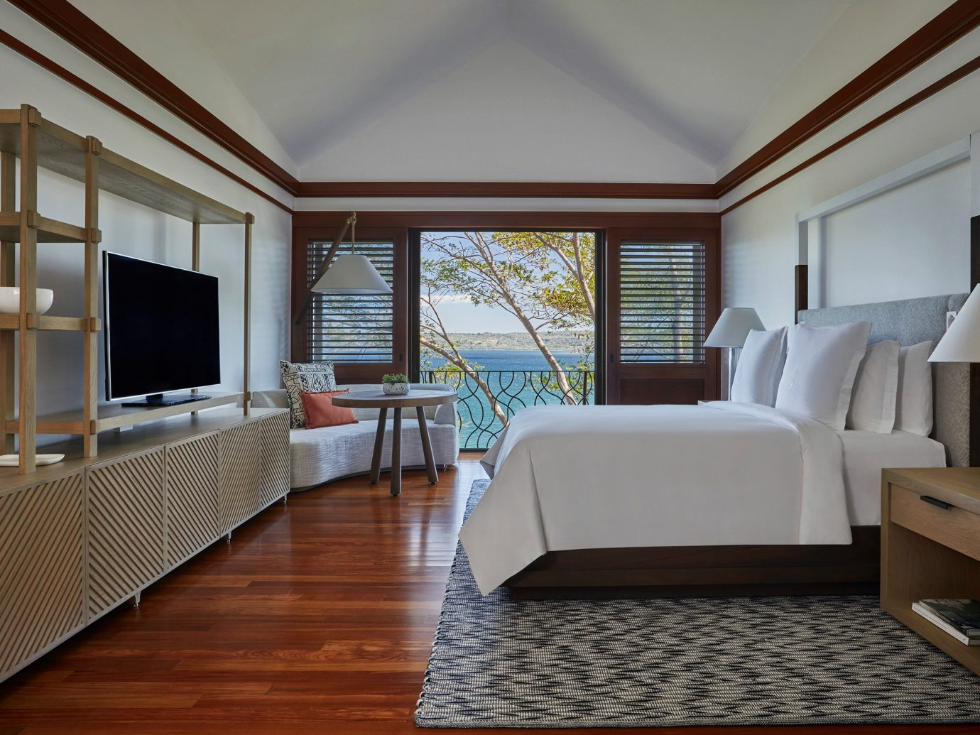 Bedroom at the Four Seasons Costa Rica