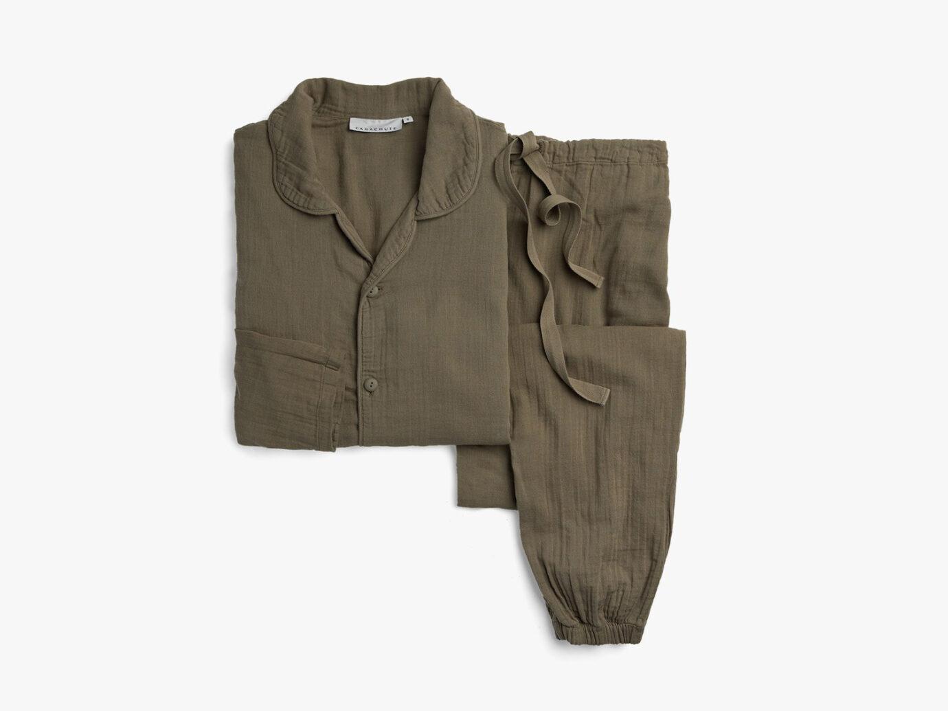 Parachute Gauze Pajama Set