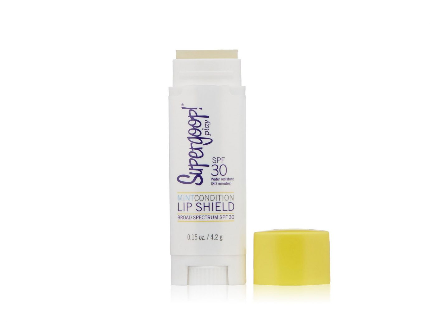 Supergoop! Mint Condition Lip Shield SPF 30