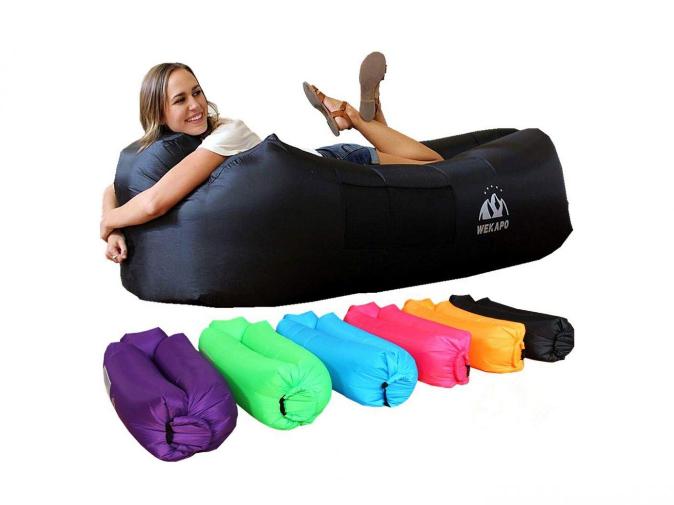 WEKAPO Inflatable Lounger for beach