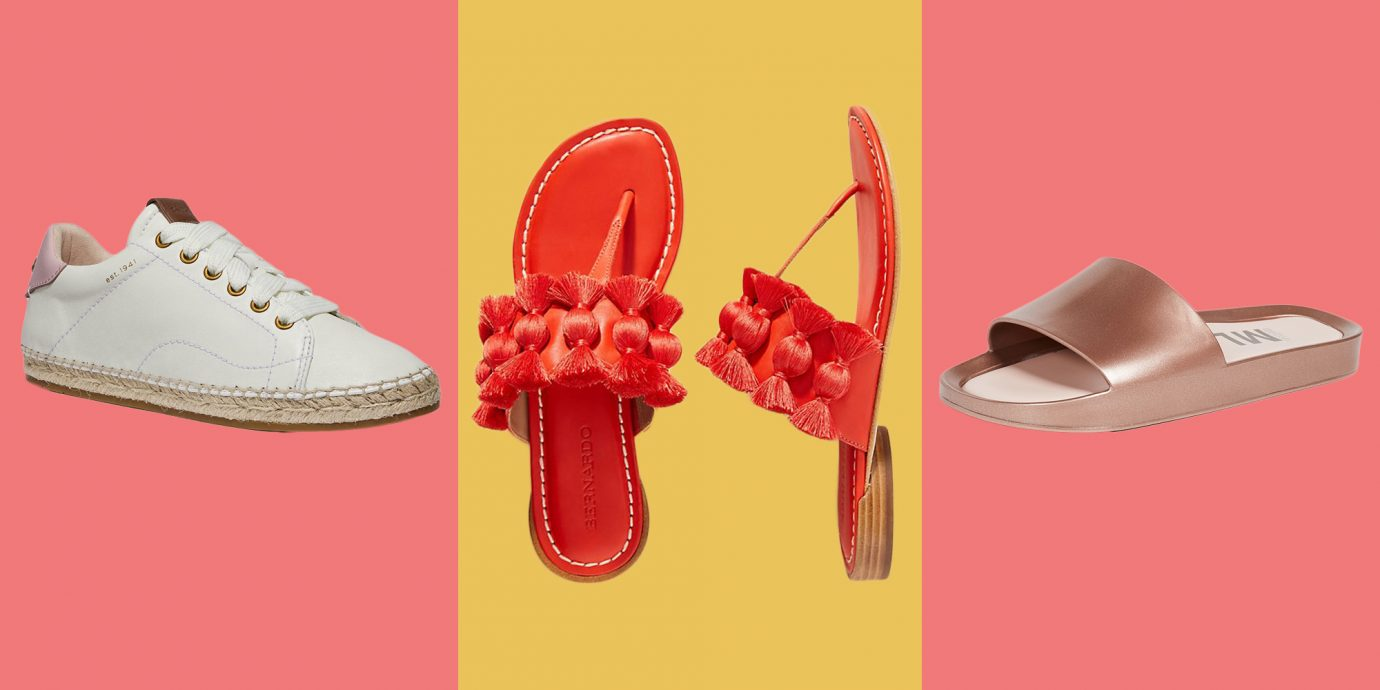 78843200 The 18 Cutest Shoes and Sandals for Spring Travel | Jetsetter