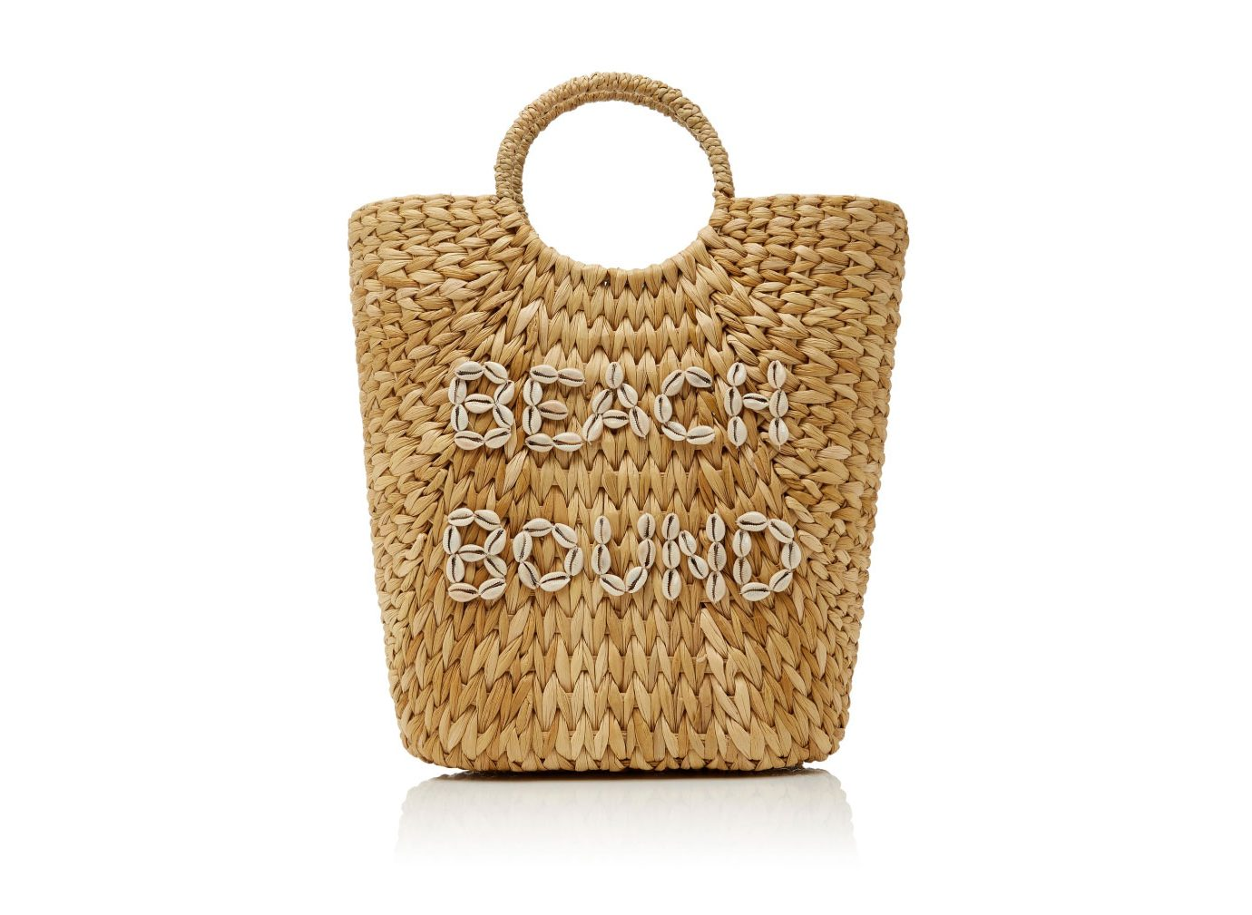 Poolside Beach Bound Bucket Bag