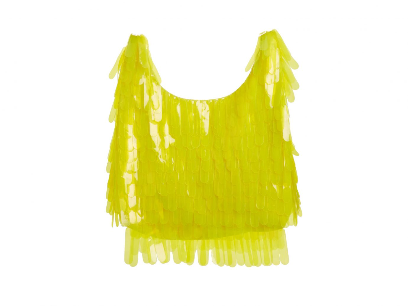 Dries Van Noten Fringe Shopper Tote