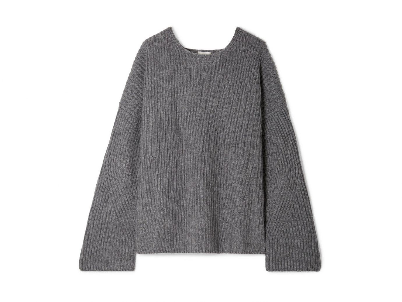 LE KASHA Seoul open-back ribbed cashmere sweater