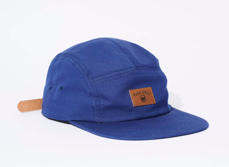 Park Deli 5 Panel Long Bill