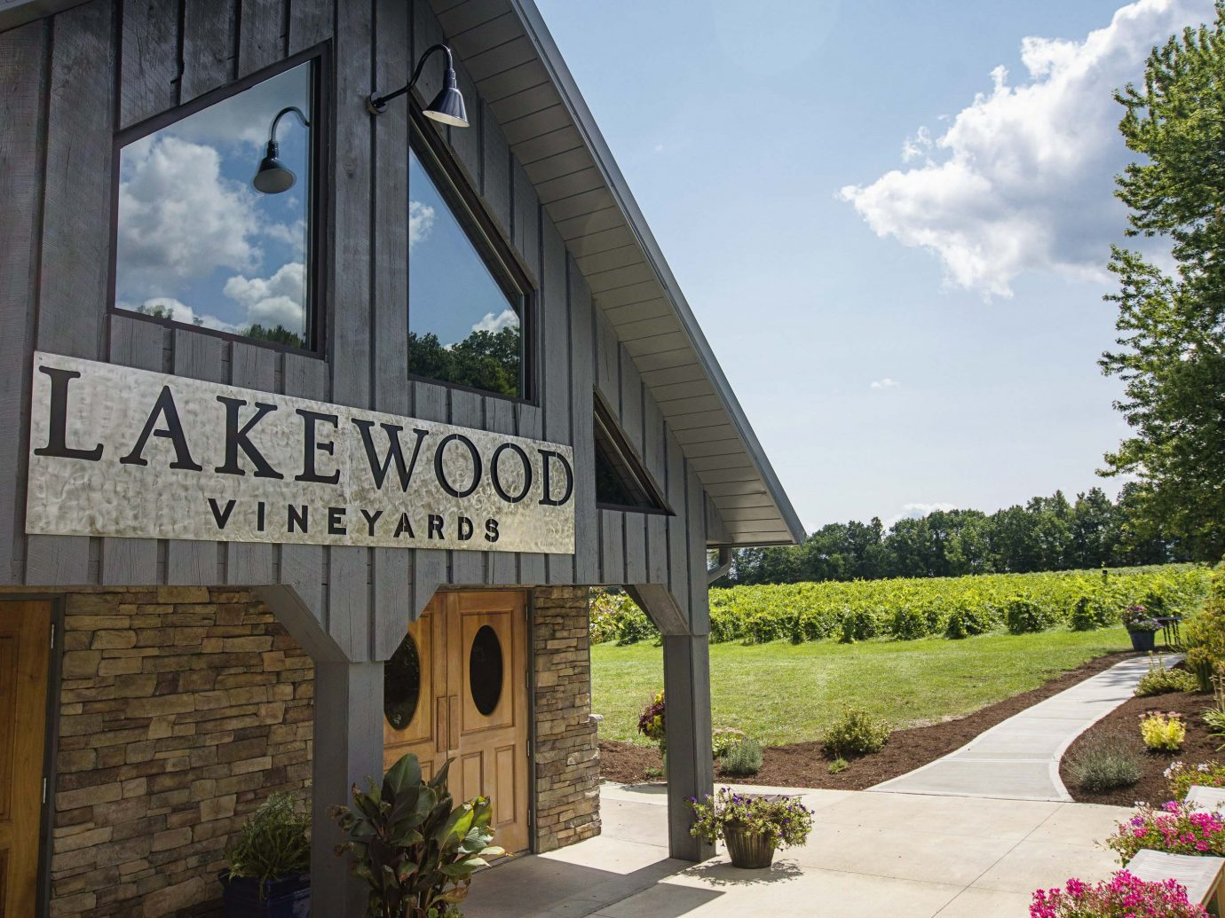Lakewood Vineyard