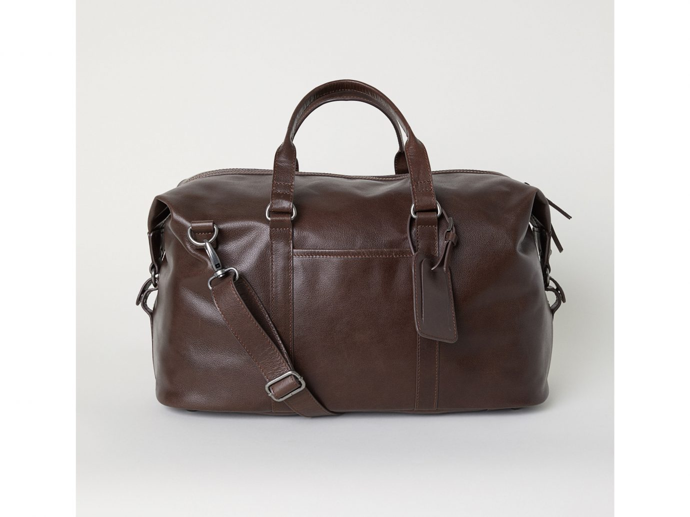 H&M Premium Quality Leather Weekend Bag