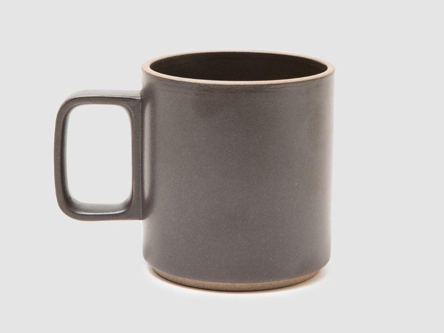 Hasami Porcelain 13 oz. Mug in Black