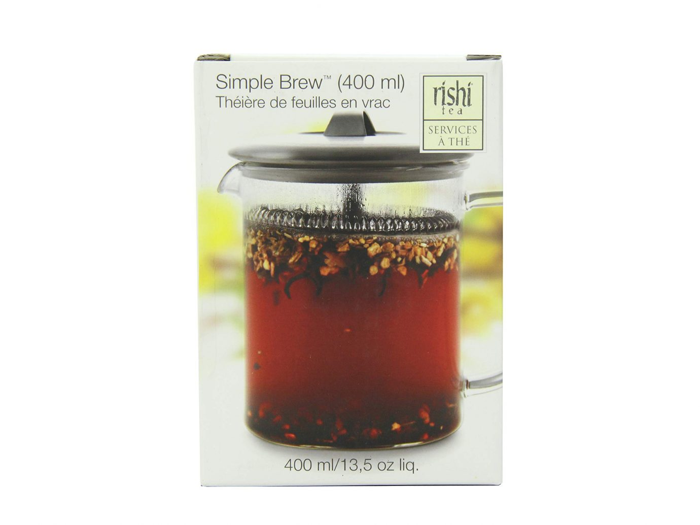 Rishi Tea Simple Brew Loose Leaf Teapot