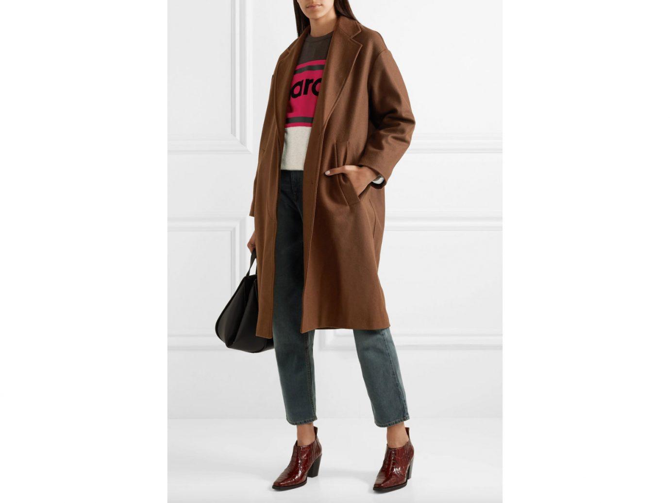 Isabel Marant Cody Wool coat