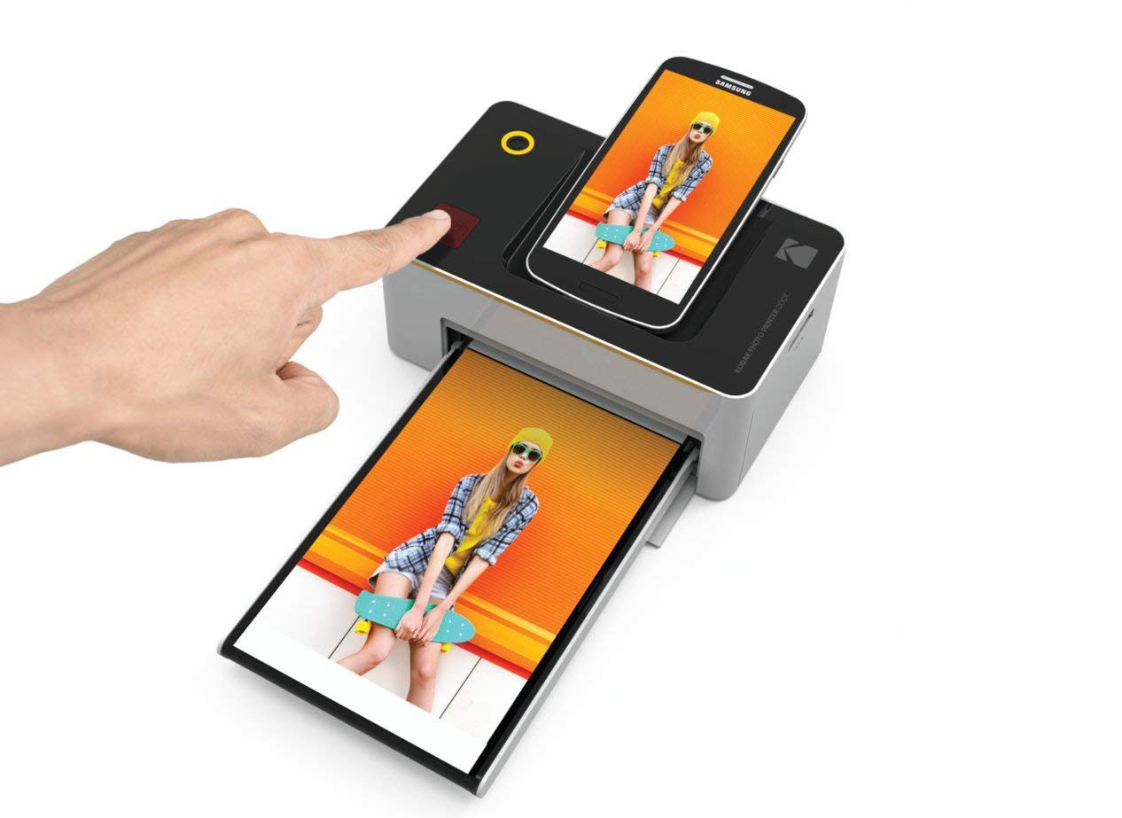 Kodak Wi-Fi Portable Instant Photo Printer