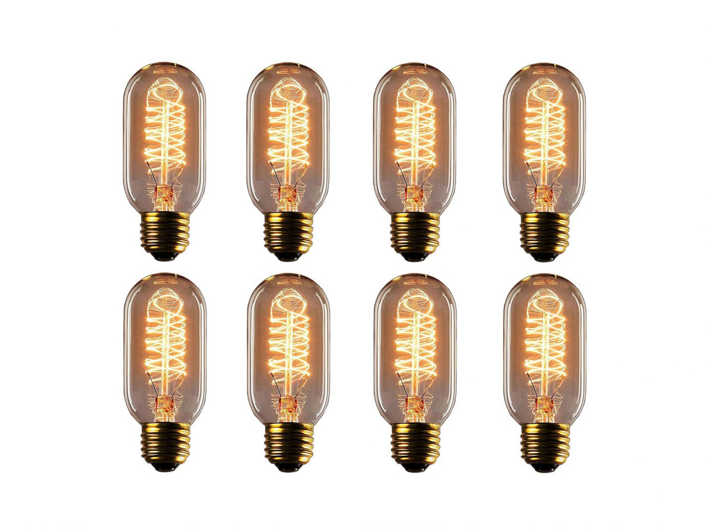 Vintage Edison Party Light Bulbs