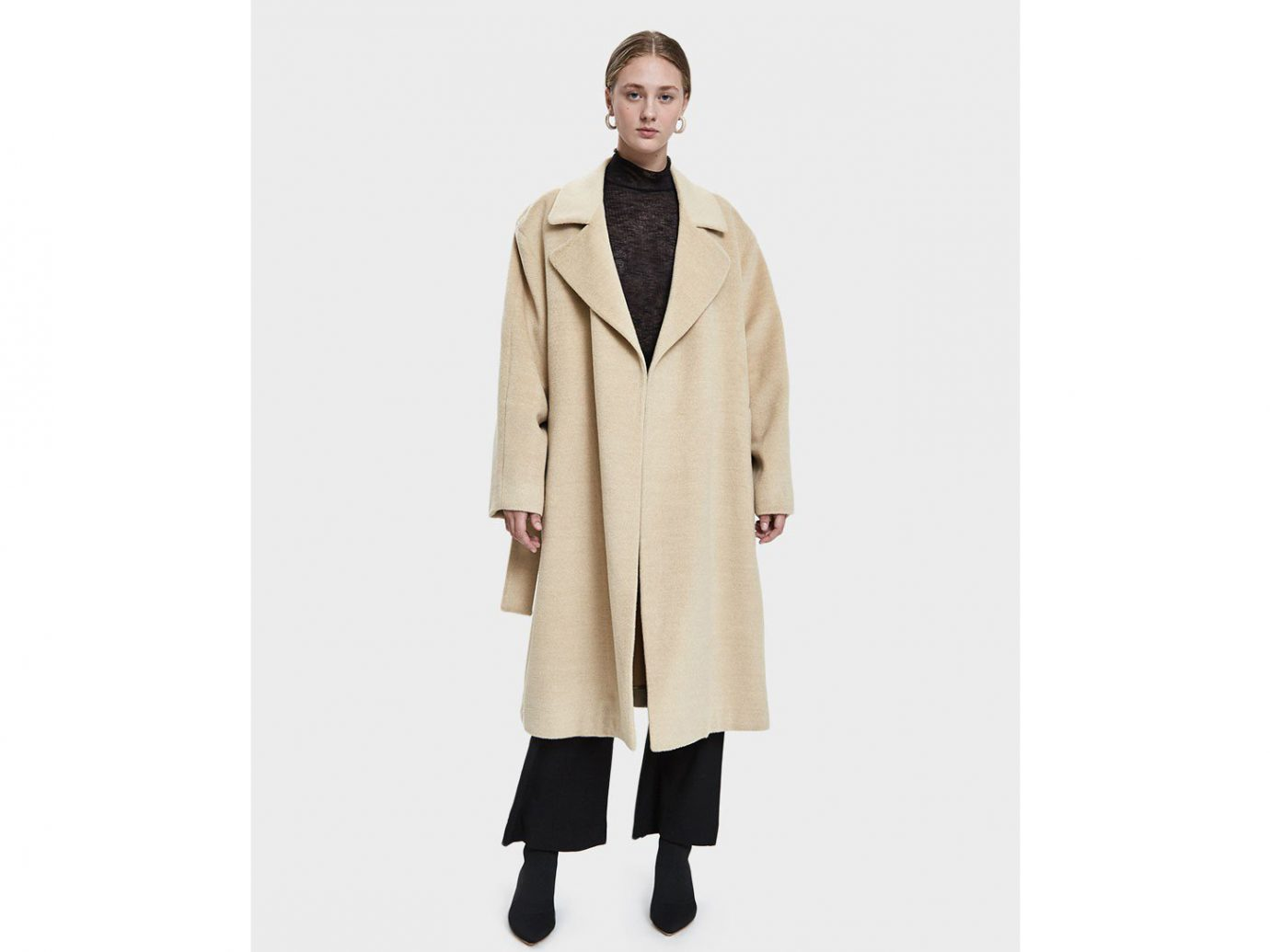 Lauren Manoogian Classic Wool Overcoat