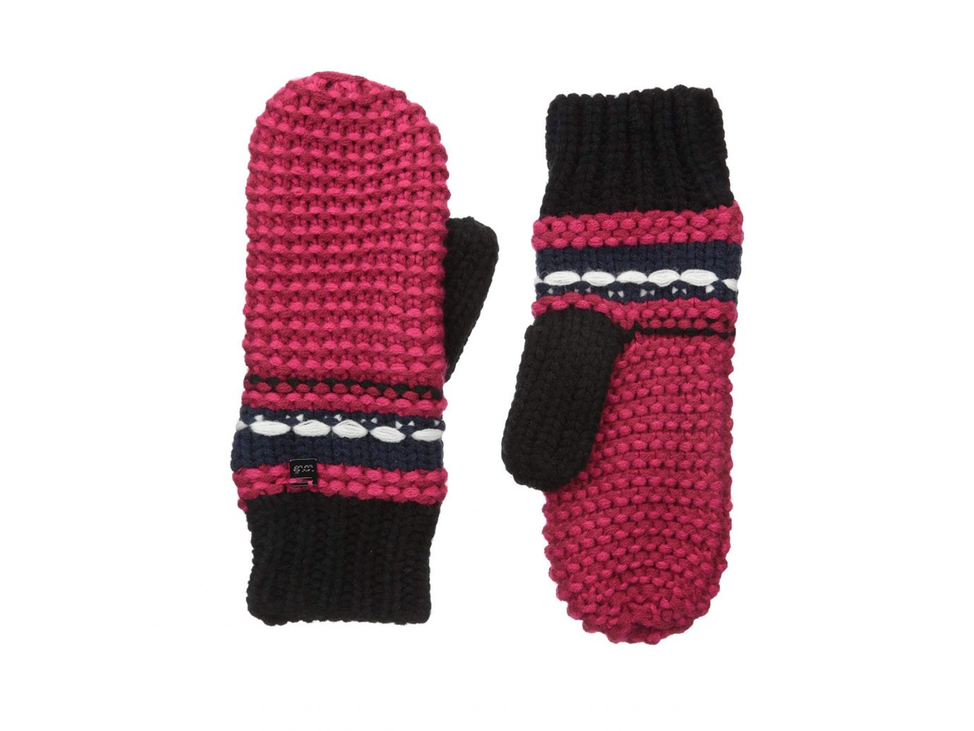 Buy Lole Stripe Mittens on Amazon