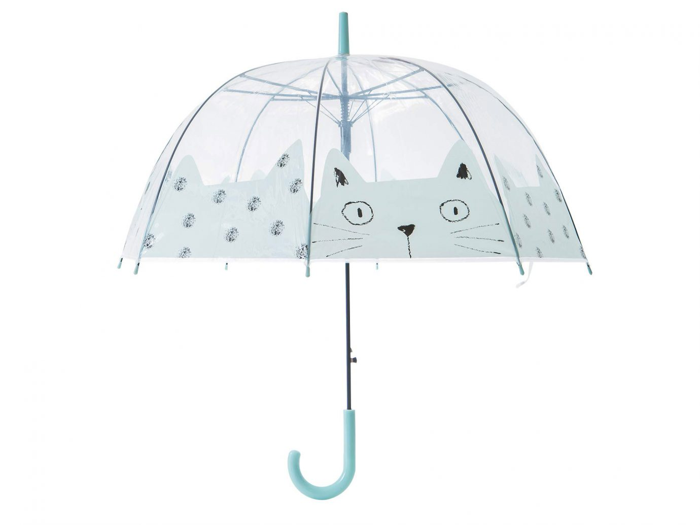 Artiron Clear Cat Umbrella