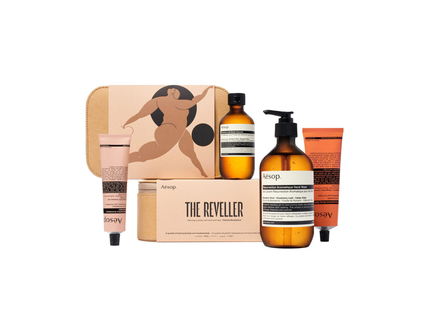 Aesop The Reveller Kit