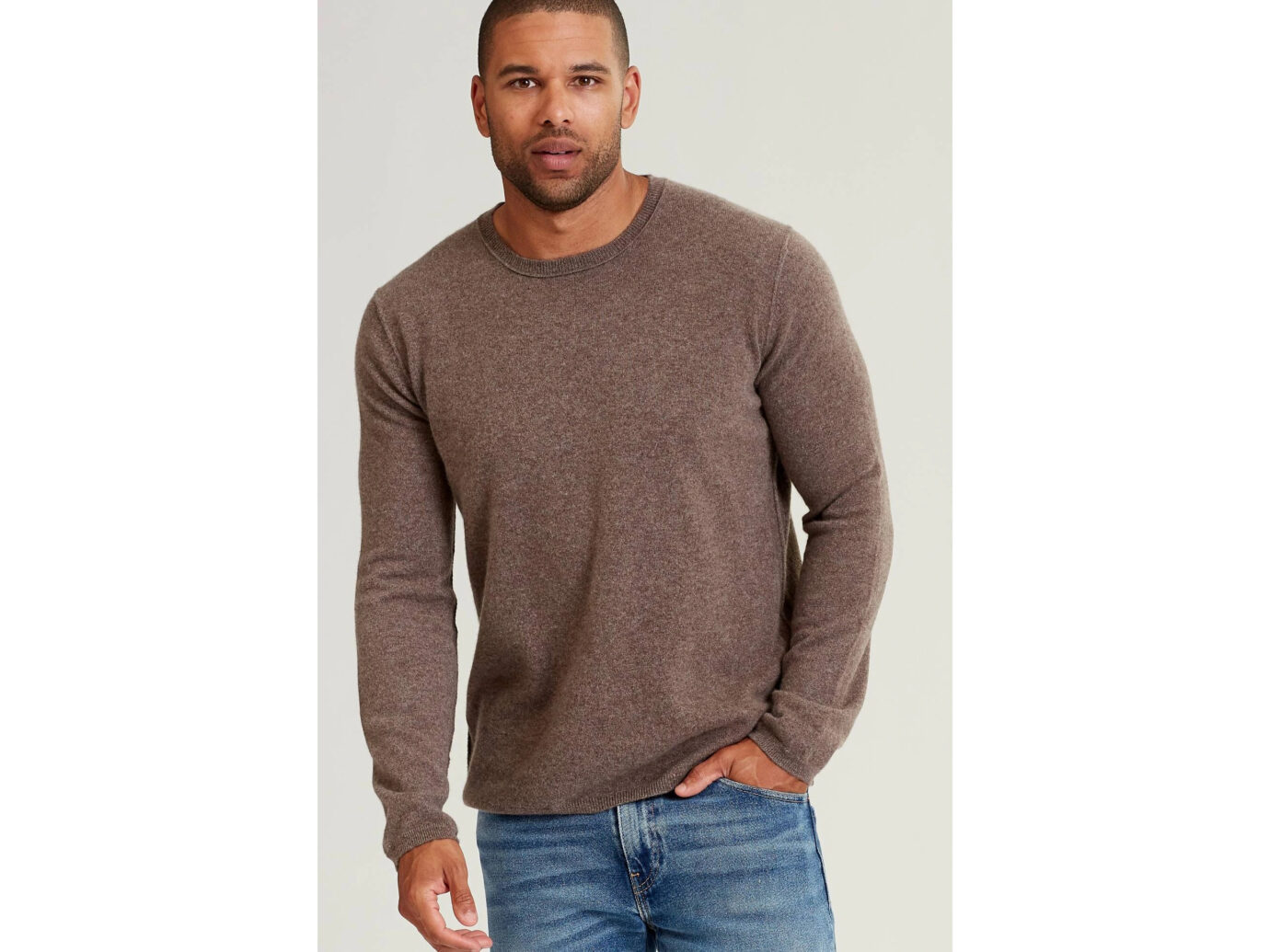 NakedCashmere Men's Peyton Sweater