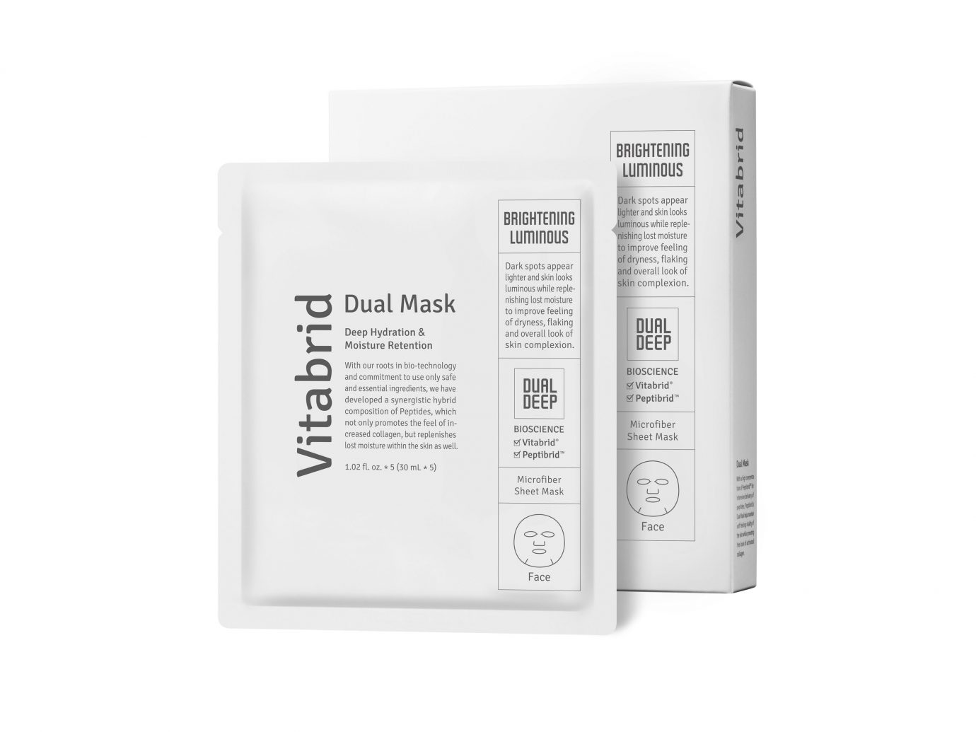Vitabrid C¹² Dual Mask: Brightening & Luminous