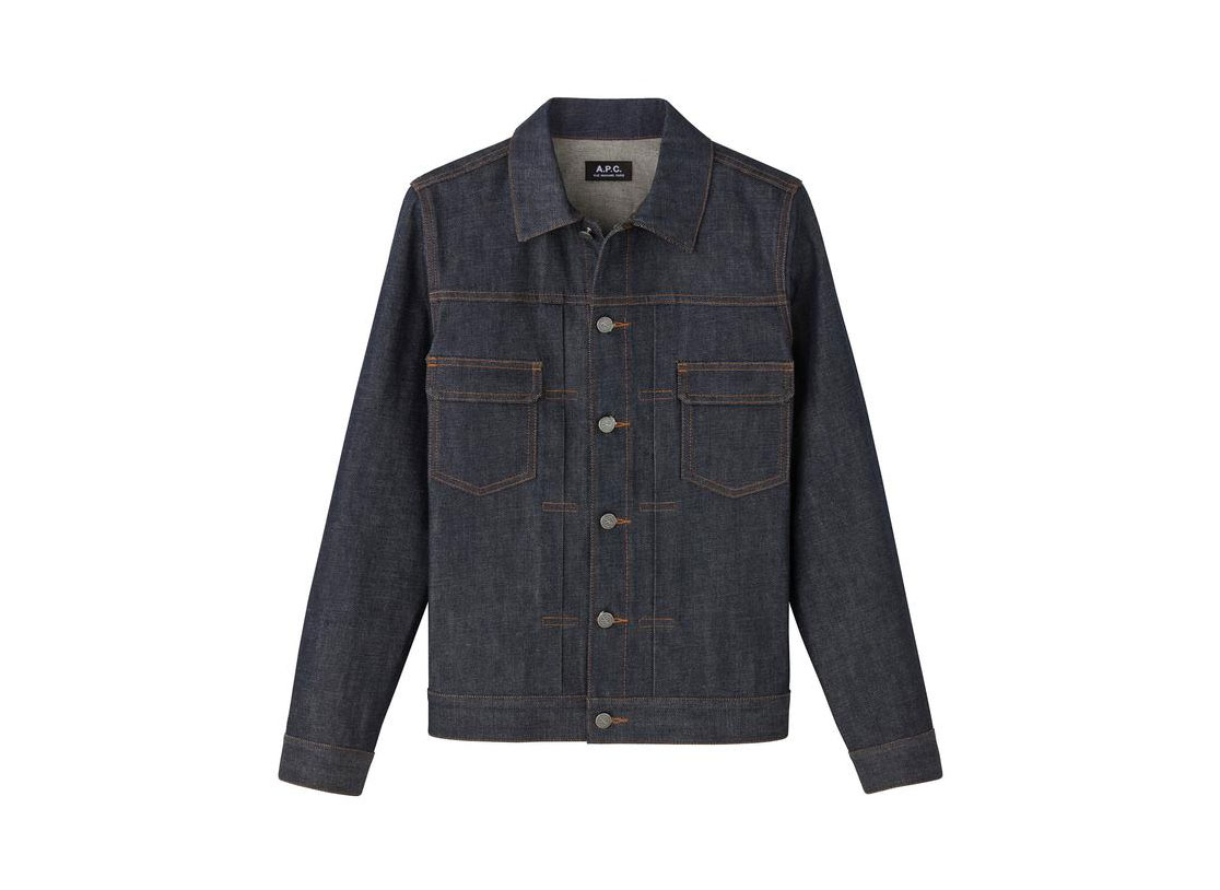A.P.C Veste Work Jacket