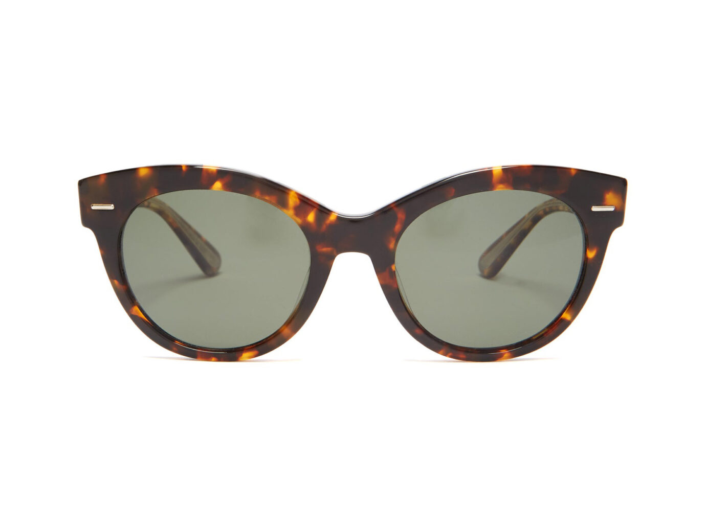 The Row X Oliver Peoples Georgica cat-eye sunglasses
