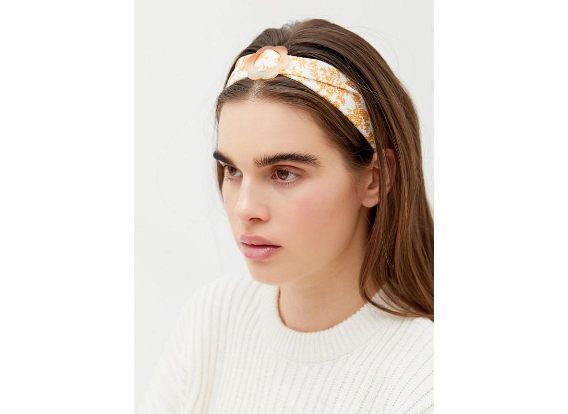 Bijou 3-In-1 Tie Back Headband