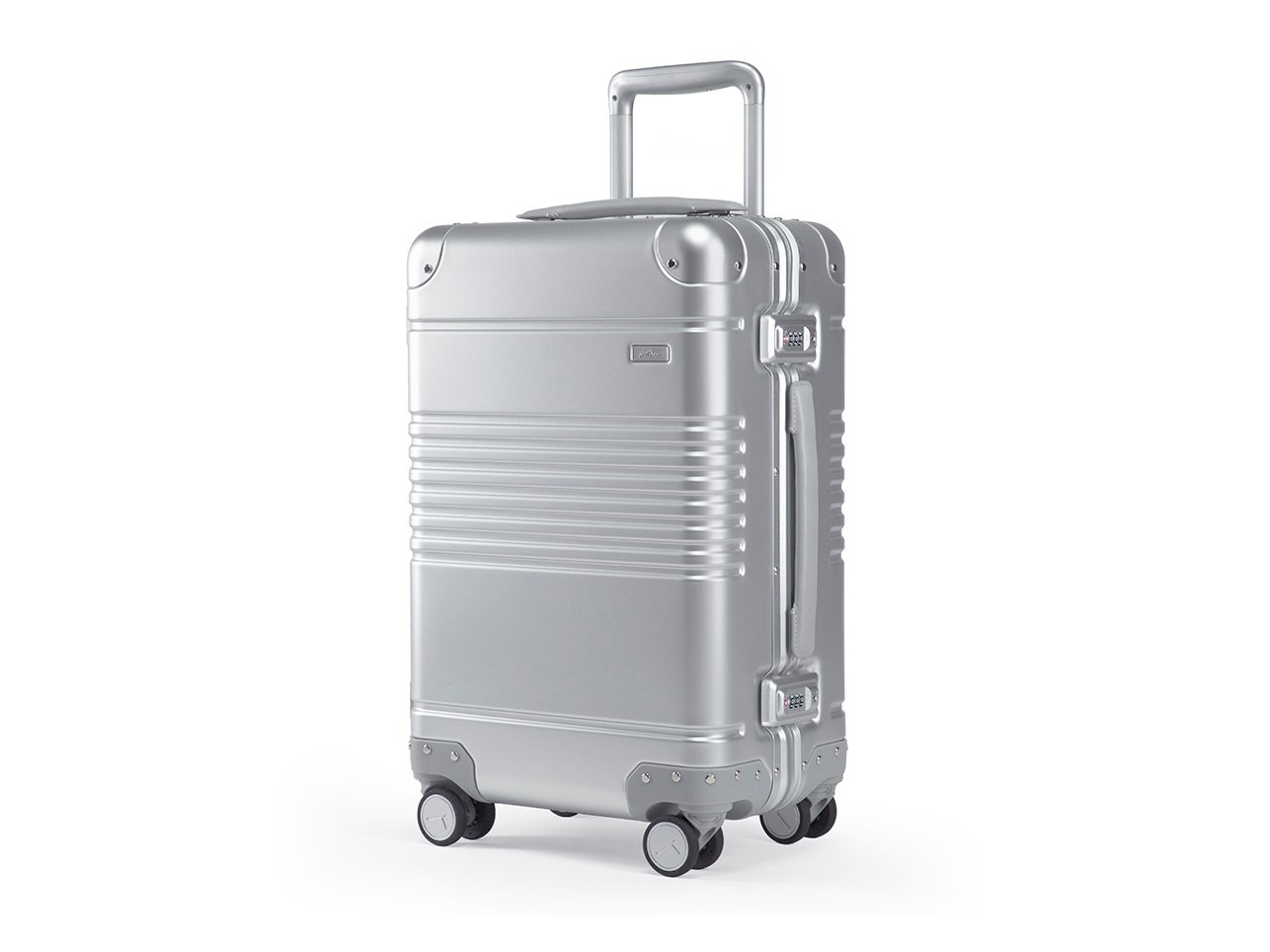 Arlo Skye The Frame Carry-On: Aluminum Edition 22-Inch Suitcase
