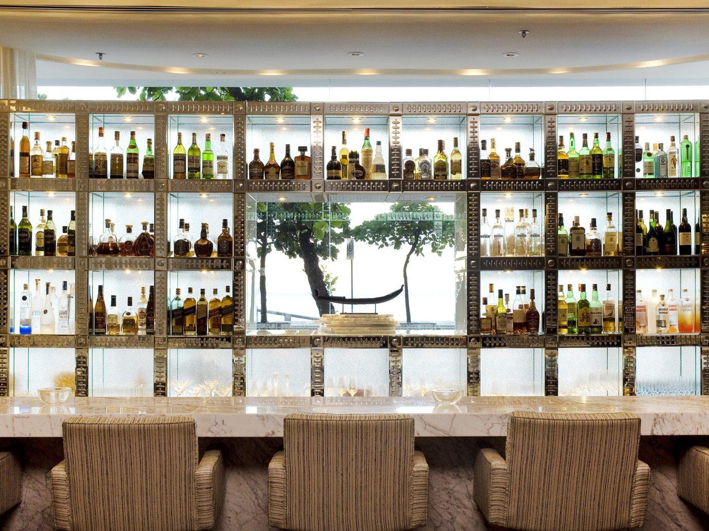 Bar Dining Drink Eat Hip Hotels Modern Romance indoor restaurant interior design estate retail window covering window