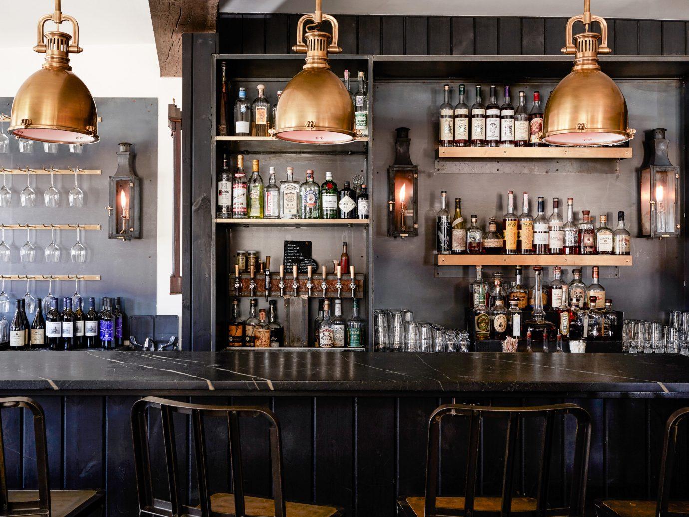 Trip Ideas indoor shelf Bar Drink restaurant interior design lots full