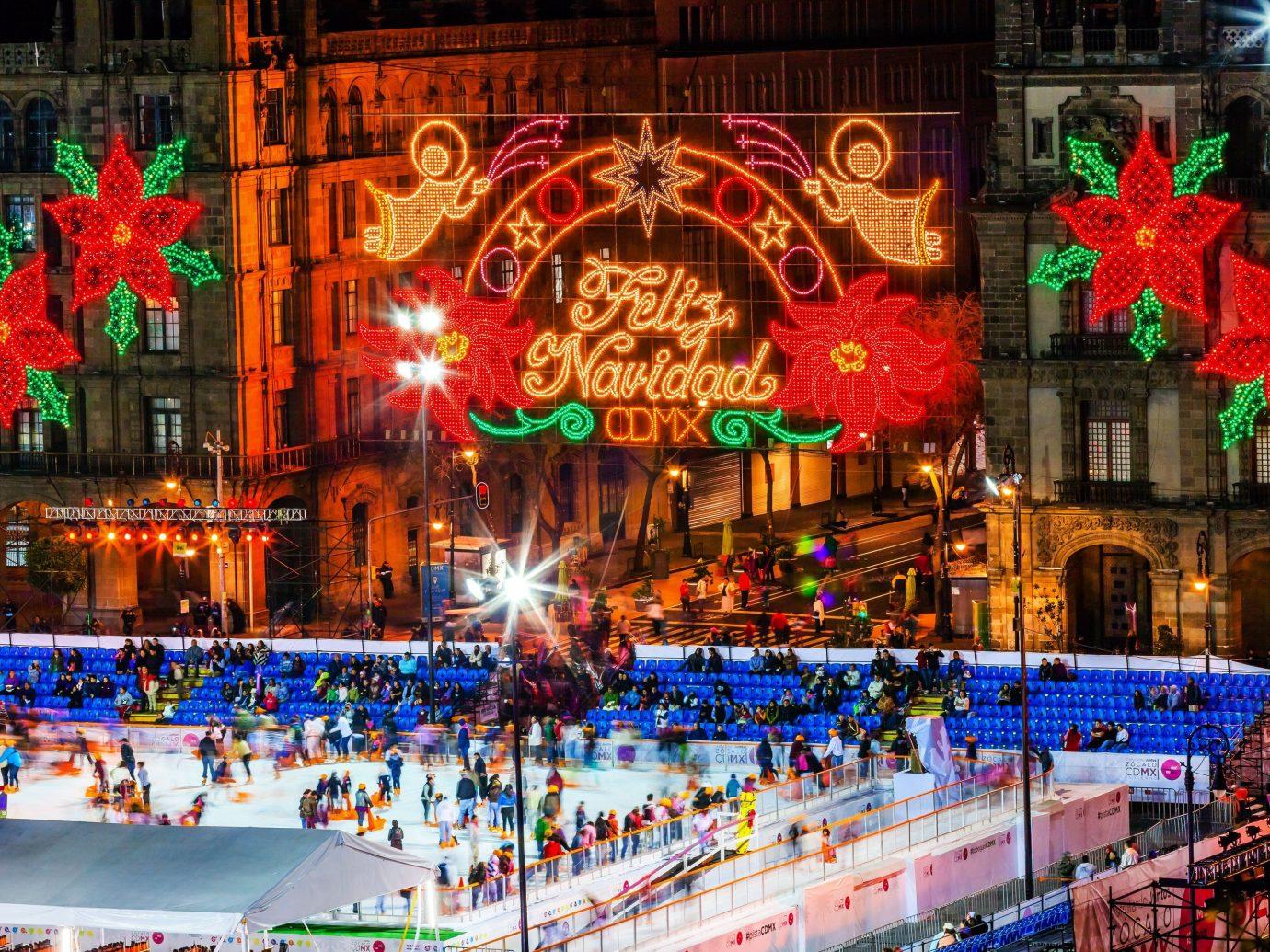 Trip Ideas amusement park Christmas festival carnival