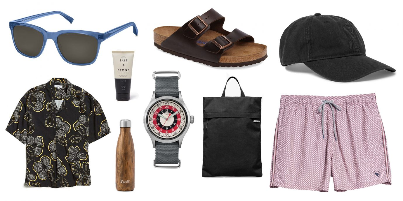 23b0ecfe5a 12 Essential Items Every Dude Should Pack for the Beach