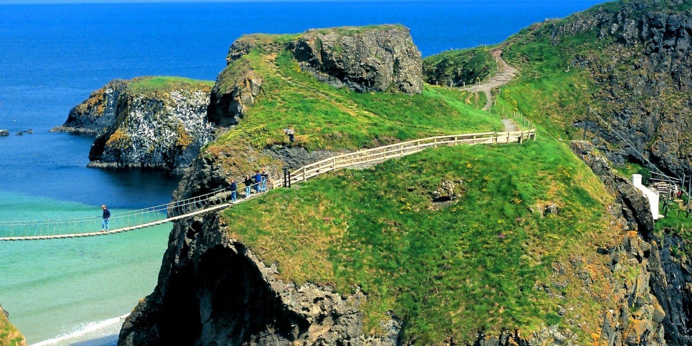 Trip Ideas outdoor rock water mountain cliff Coast landform Nature rocky bridge terrain hill tourism cape aerial photography Sea fjord bay hillside waterway overlooking stone Island