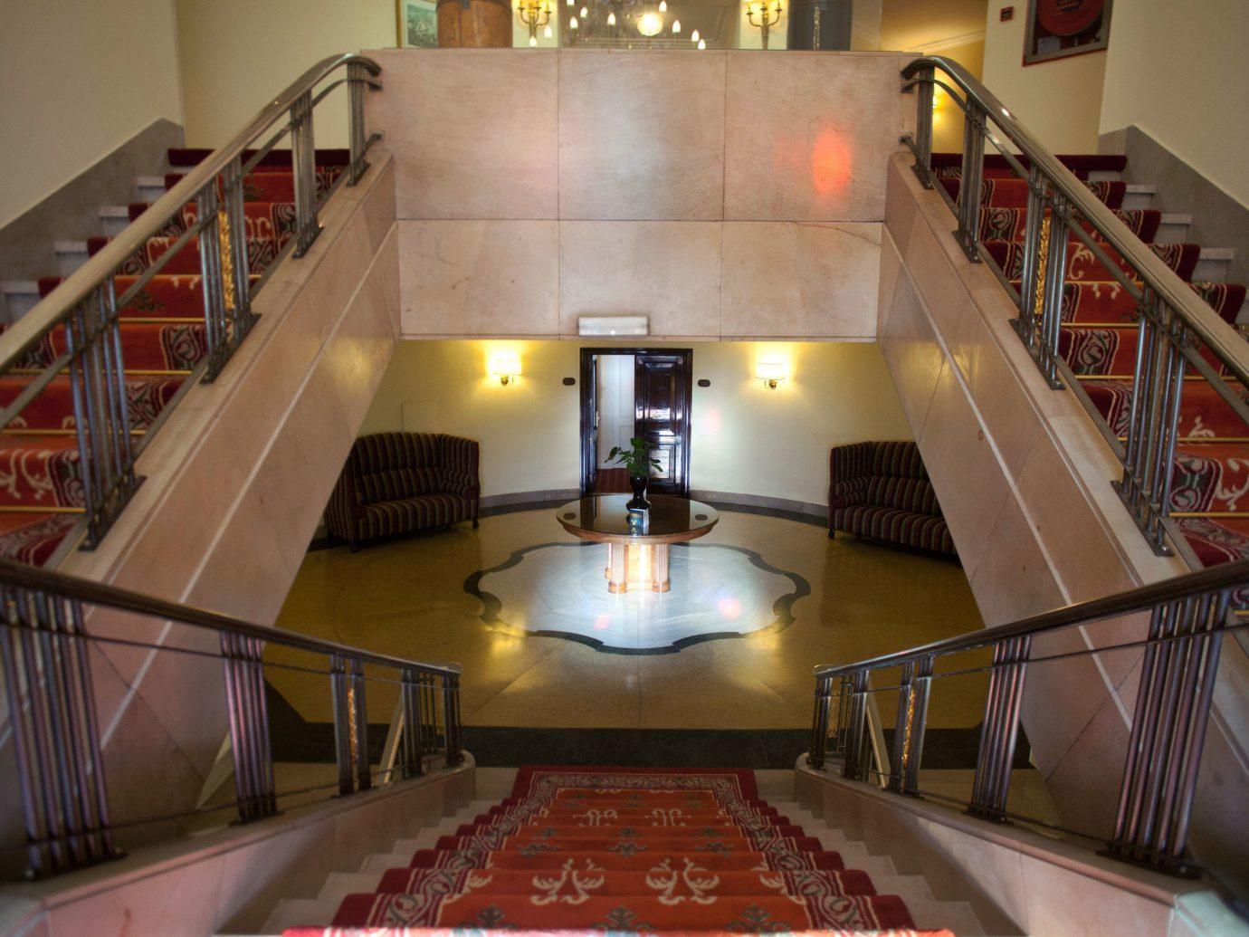 Hotels Madrid Spain indoor wall floor auditorium Kitchen building interior design tourist attraction theatre area