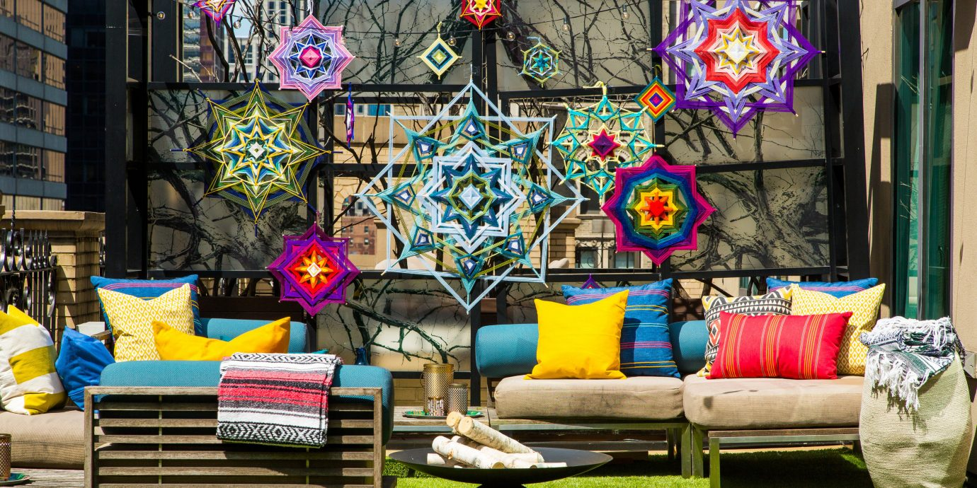 Arts + Culture grass color outdoor art home interior design window living room colorful