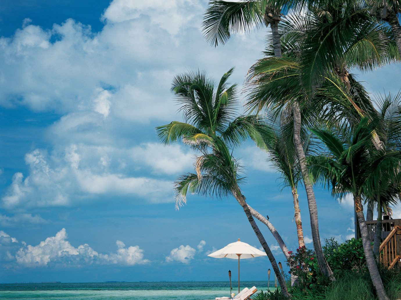 Beach at Little Palm Island Resort & Spa, Florida Keys