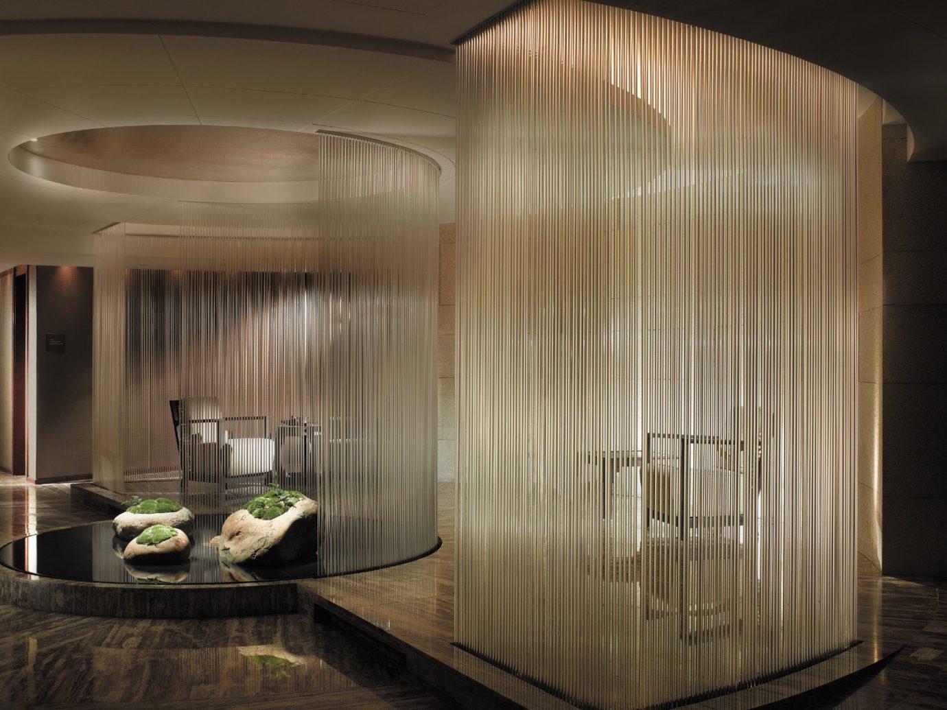 Hotels indoor ceiling room interior design lighting Design window covering
