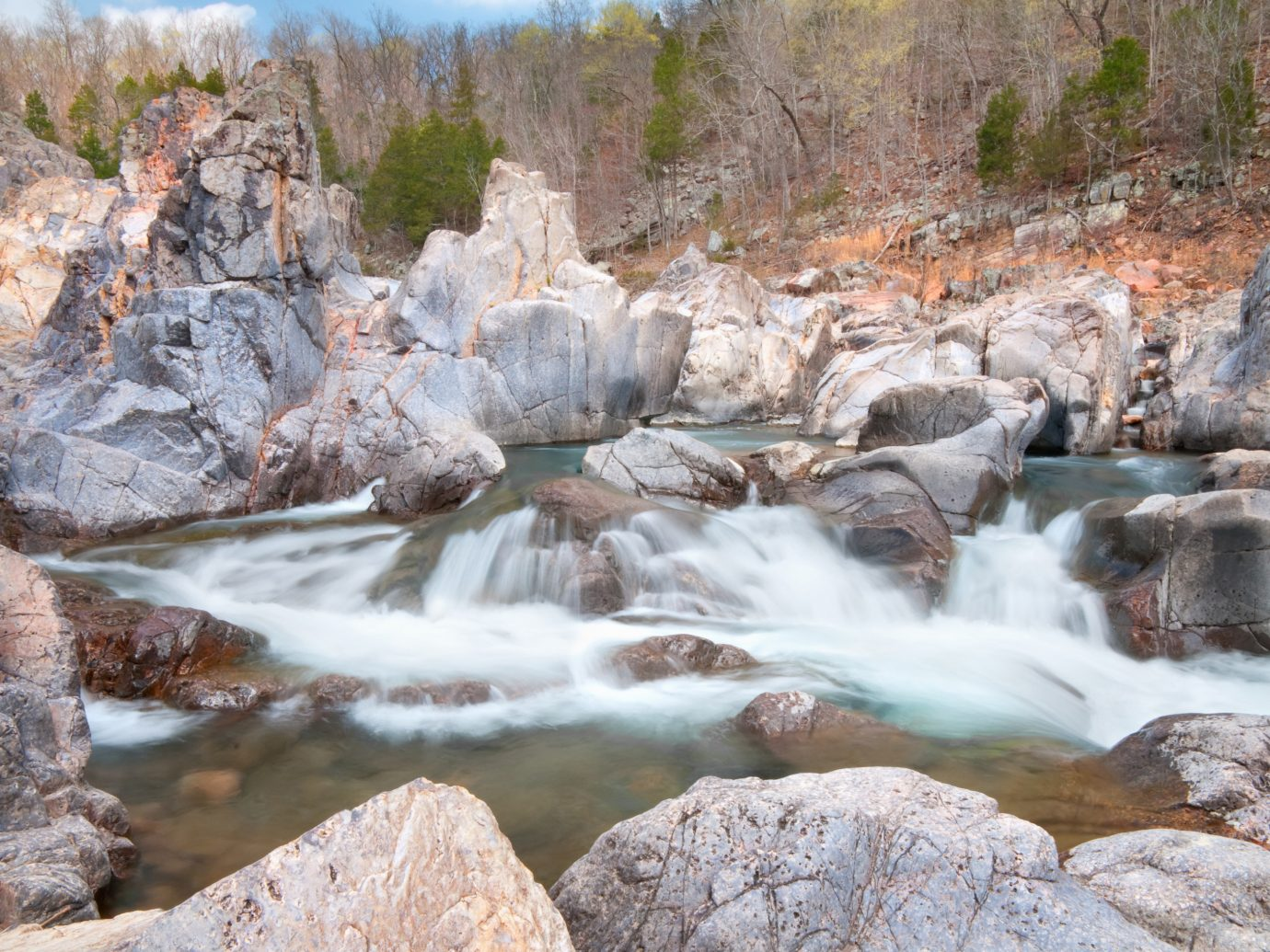 Trip Ideas rock outdoor Nature valley canyon water rocky wilderness landform body of water stream rapid watercourse River stream bed Waterfall wadi water feature landscape mountain geology formation autumn national park