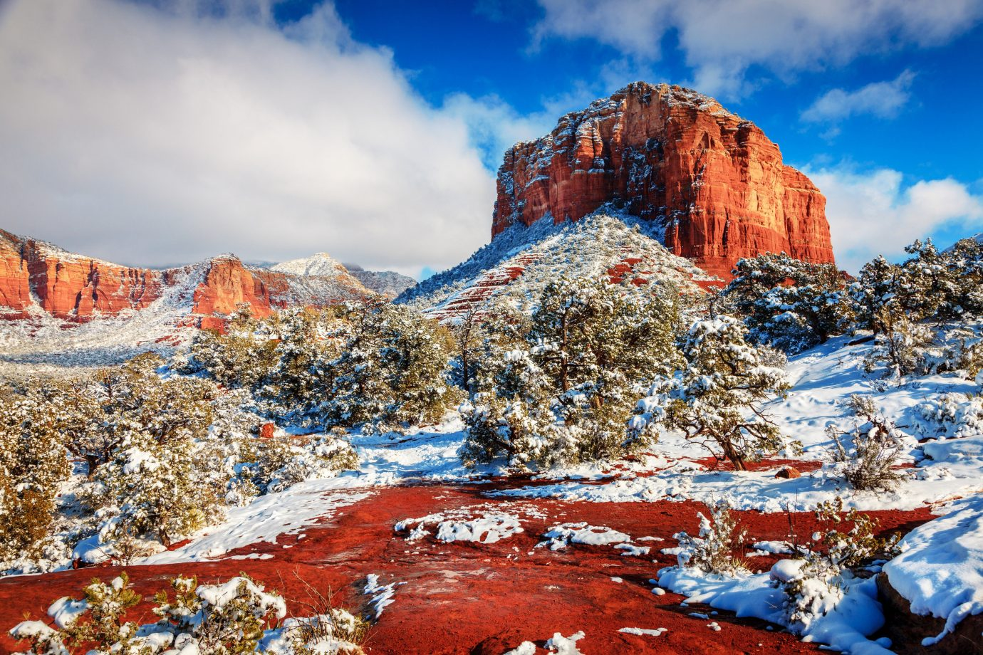 The Best Long Weekend Winter Getaways in the US