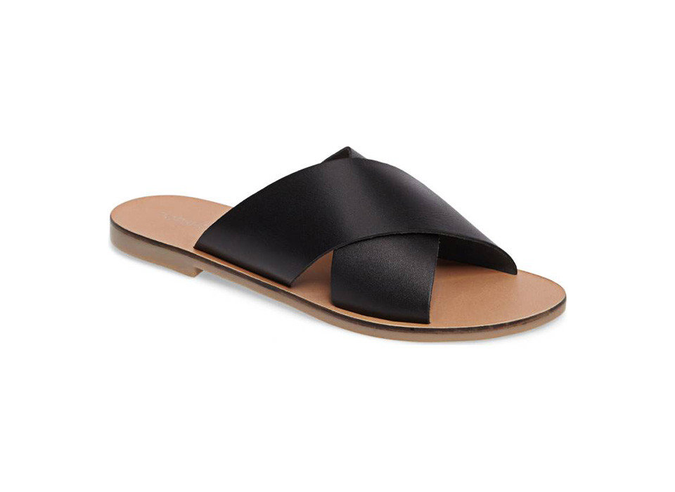 Travel Tips footwear shoe brown sandal product design slipper outdoor shoe product accessory