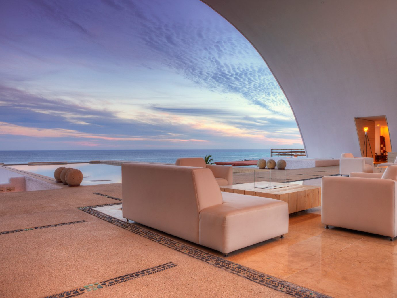 Lobby at Marquis Los Cabos Resort & Spa