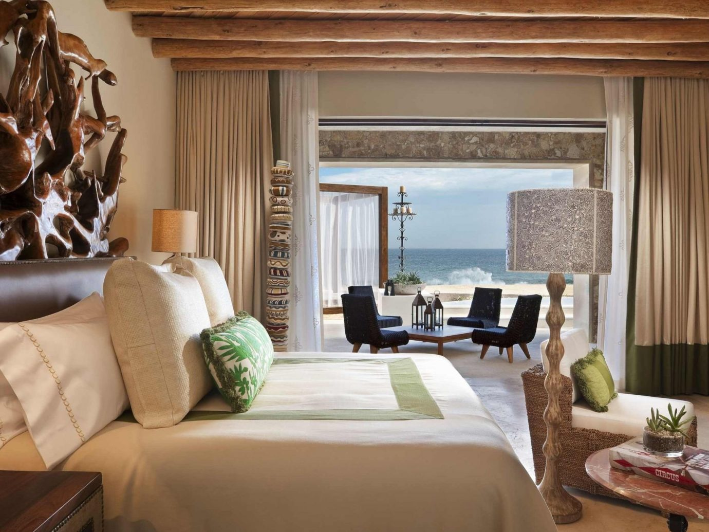 Bedroom at Resort at Pedregal