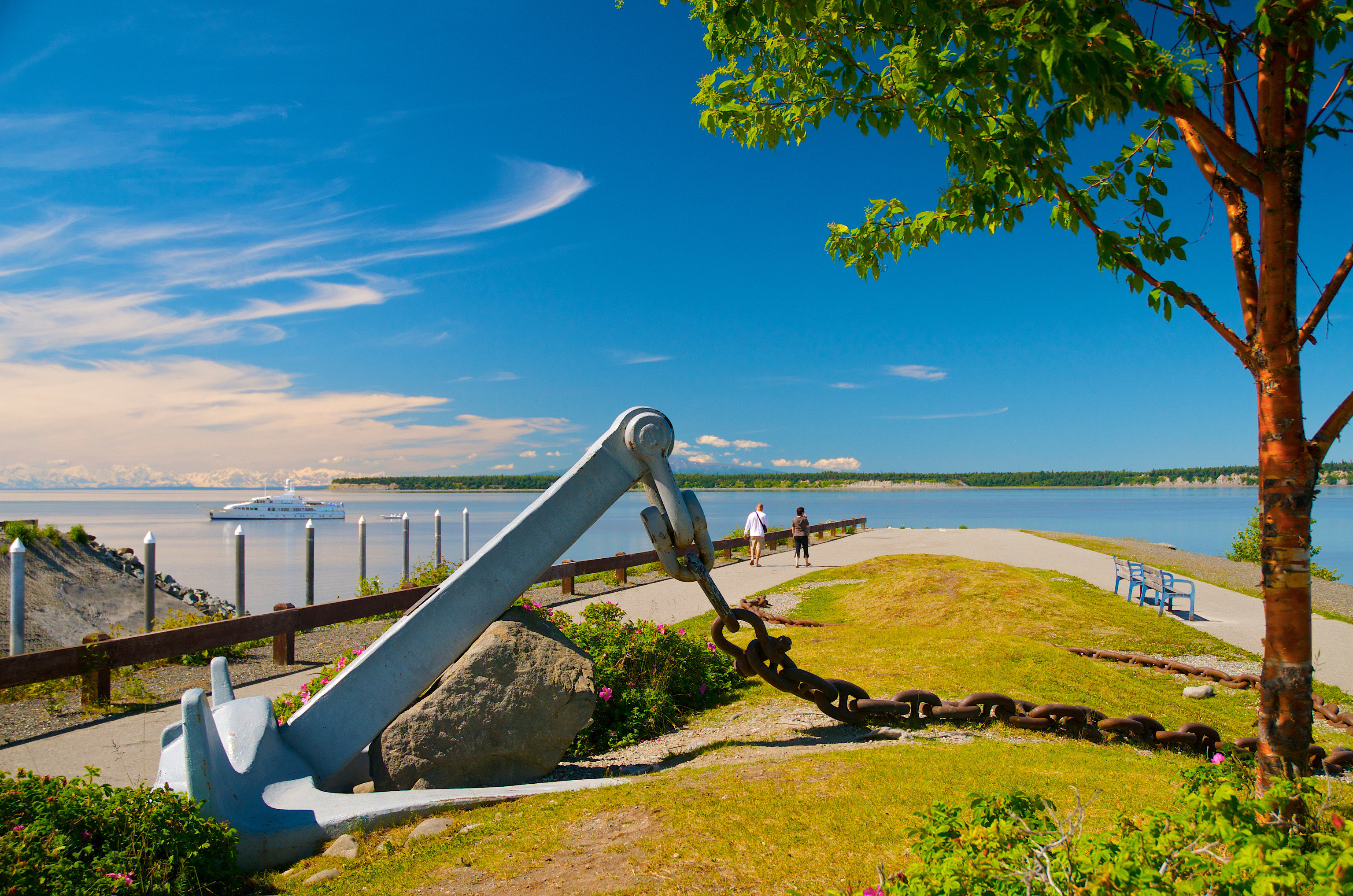 Trip Ideas sky grass outdoor tree shore vacation Sea Coast Beach landscape flower Lake bay