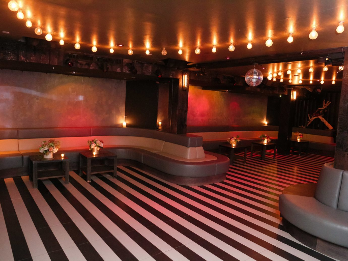 Style + Design floor nightclub billiard room function hall Bar interior design yacht candelabrum
