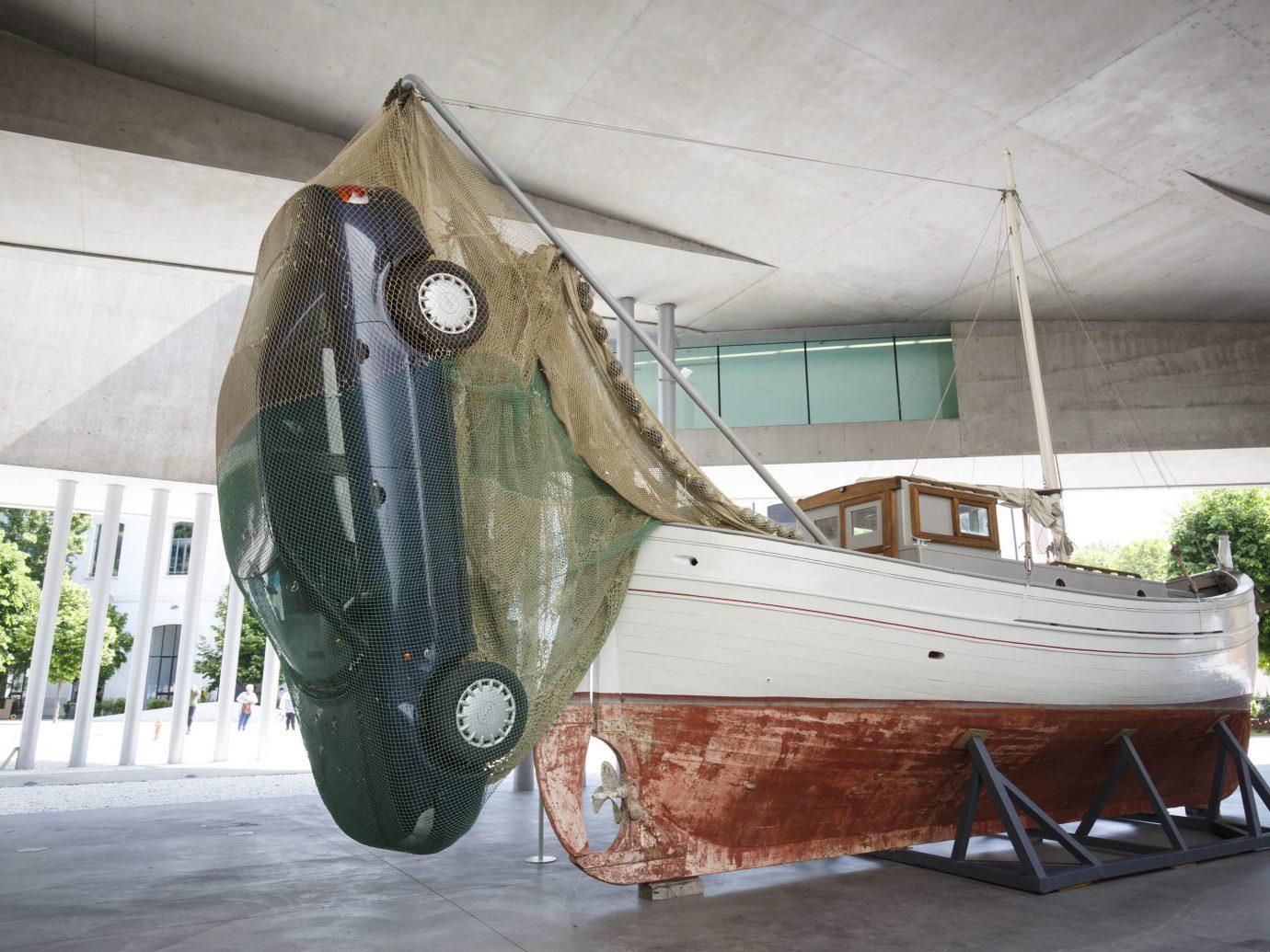 Arts + Culture indoor vehicle Boat
