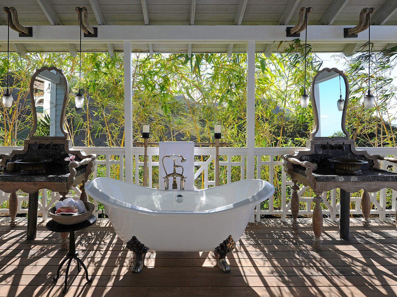 Hotels Trip Ideas indoor property room estate home porch cottage interior design backyard mansion outdoor structure Villa Courtyard swimming pool furniture Bath