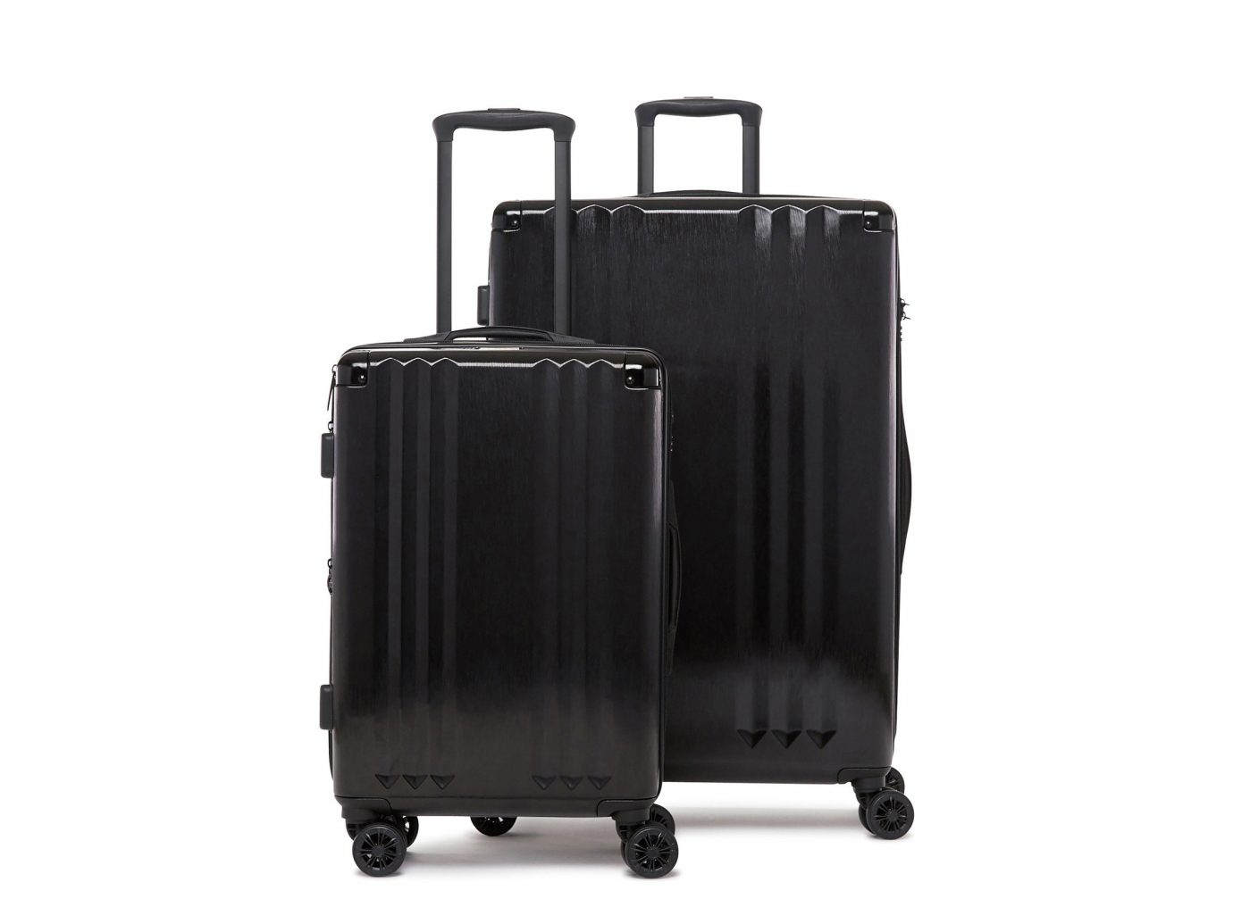 Packing Tips Style + Design Travel Shop luggage suitcase product piece product design hand luggage luggage & bags accessory case, CALPAK Ambeur Luggage Set