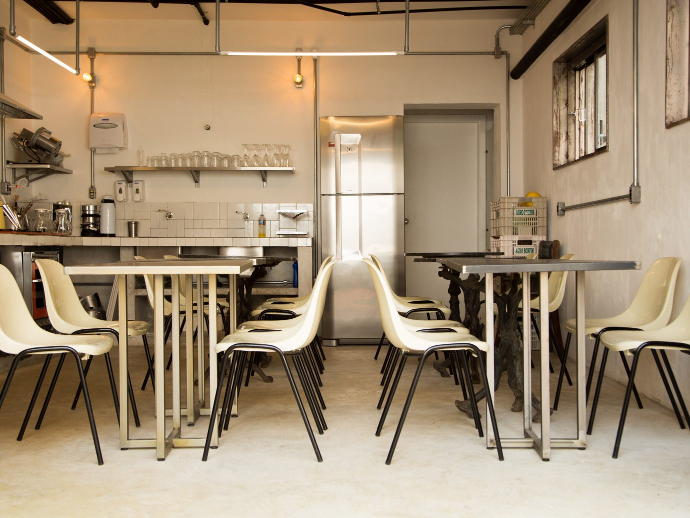 Hotels floor indoor chair furniture Kitchen table interior design dining room product design flooring dining table